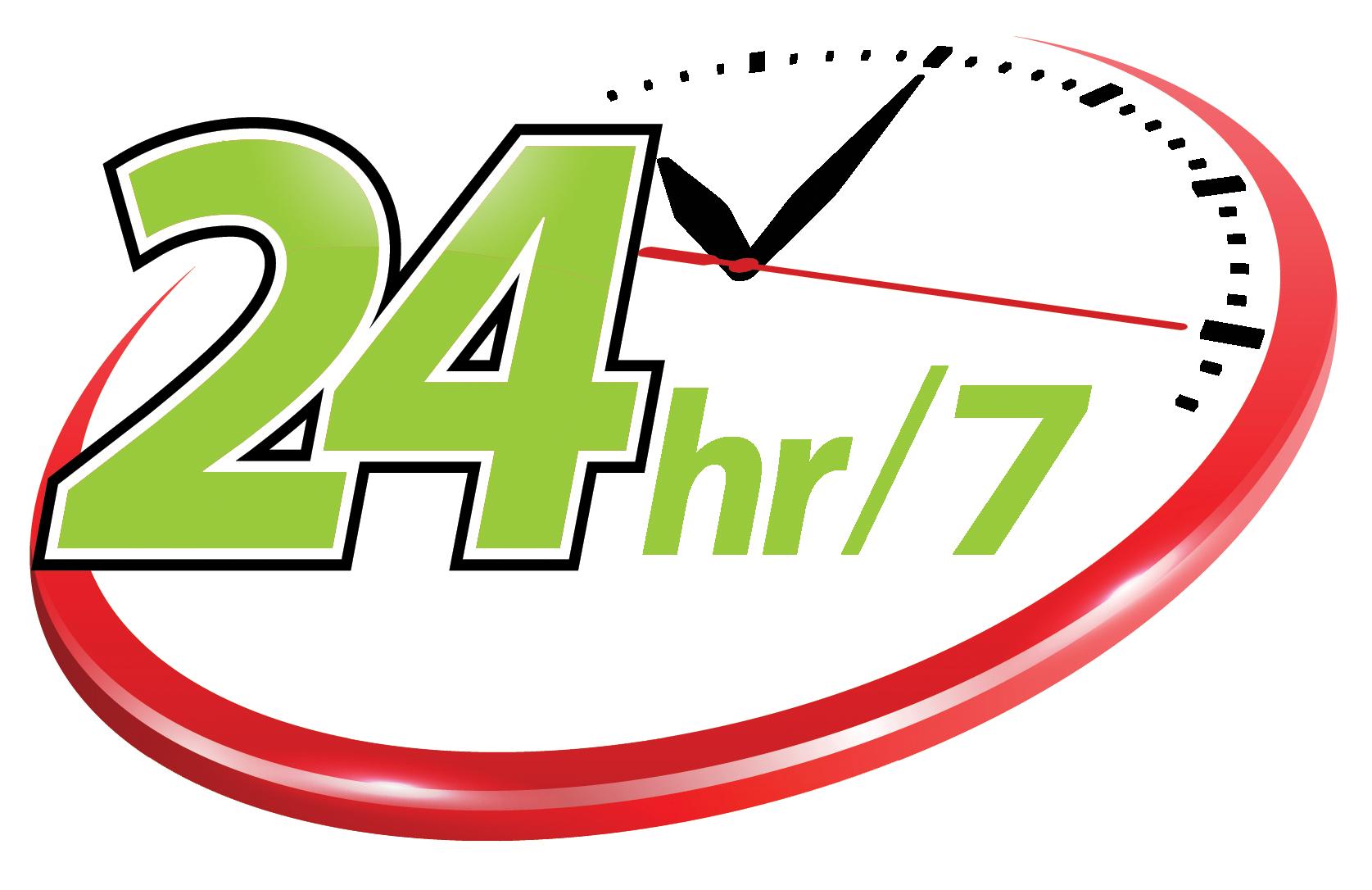 24-7 Emergency Service Response